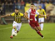 Vitesse-Ajax (EPA/ Olaf Kraak)