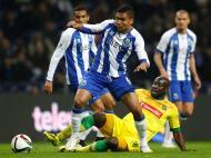FC Porto-Paços Ferreira (REUTERS/Miguel Vidal)
