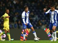 FC Porto-Paços Ferreira (LUSA/ Estela Silva)