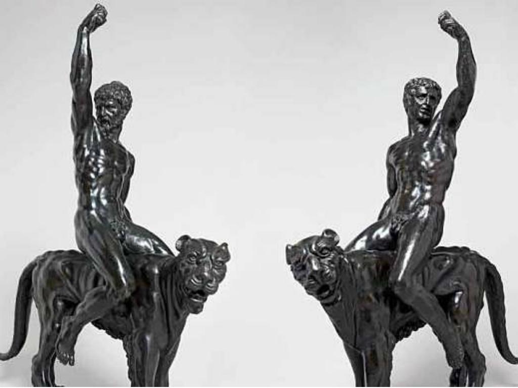 Peças em bronze podem ser de Miguel Ângelo [Fitzwilliam Museum]