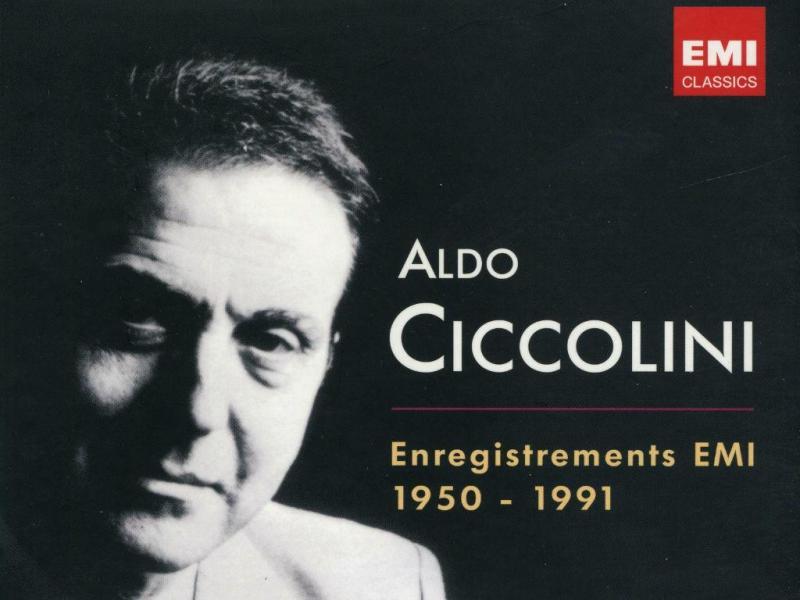 Morreu Aldo Ciccolini