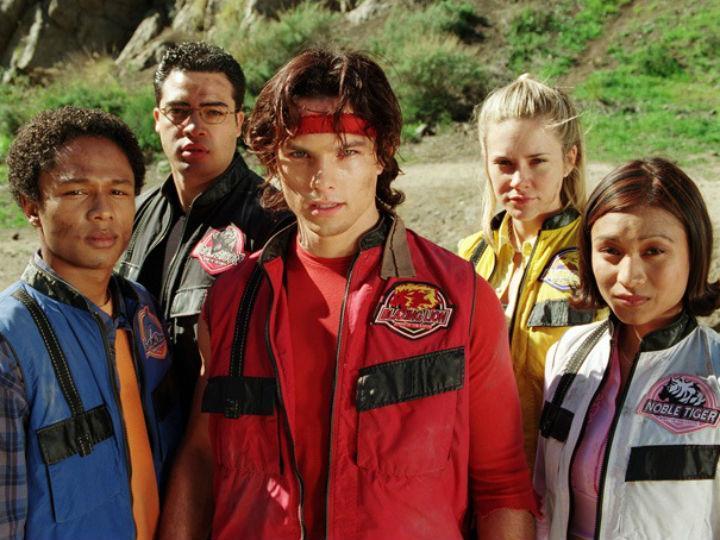 Power Rangers (DR)