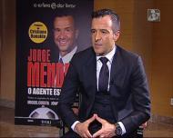 Jorge Mendes lança livro e elogia Cristiano Ronaldo