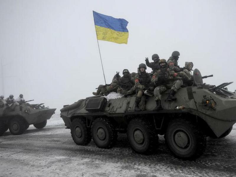 Guerra na Ucrânia [Foto: Reuters]