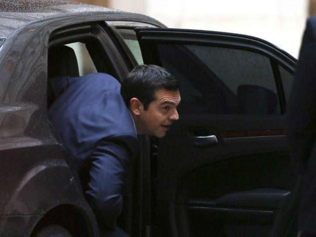 Alexis Tsipras [Foto: Reuters]