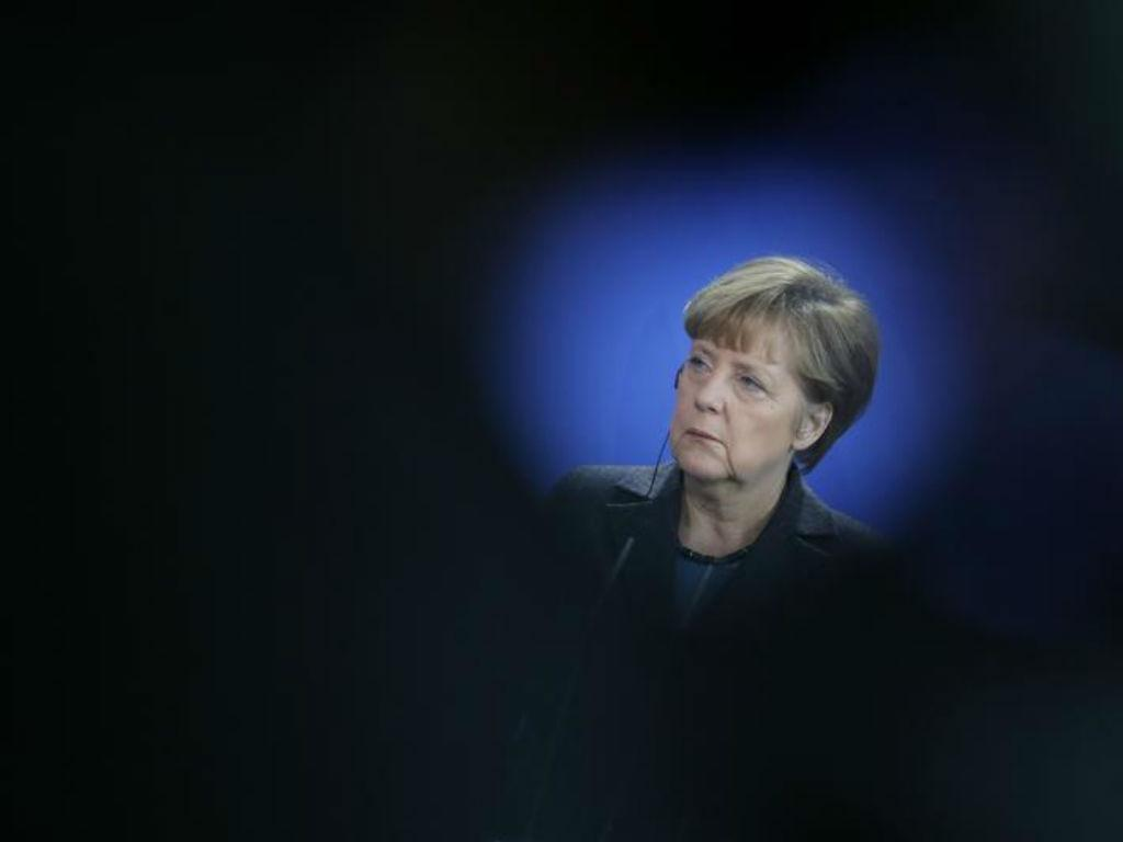 Angela Merkel [Foto: Reuters]