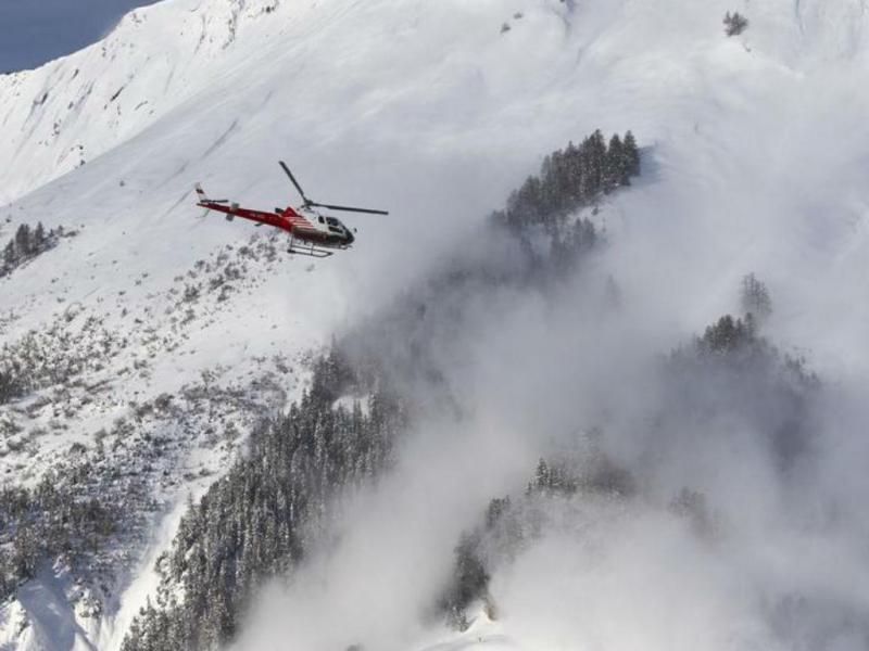 Avalanche [Foto: Reuters]