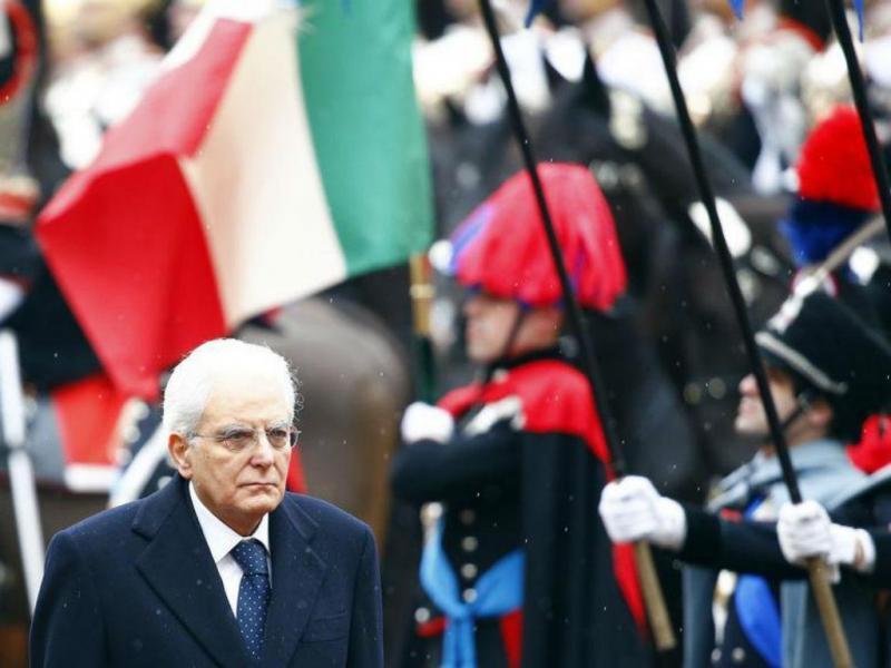 Sergio Mattarella [Foto: Reuters]