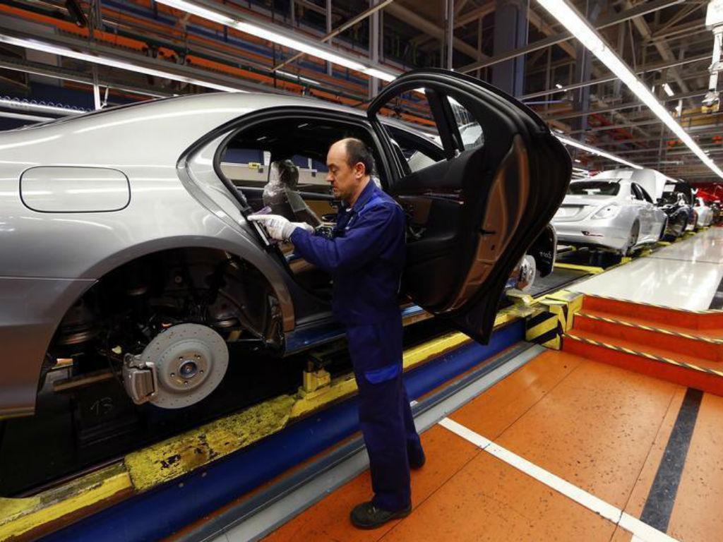 Automóveis [Foto: Reuters]