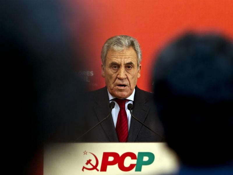 Jerónimo de Sousa [Foto: Lusa]