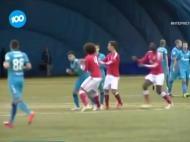 Pancadaria no Zenit-Benfica de juniores