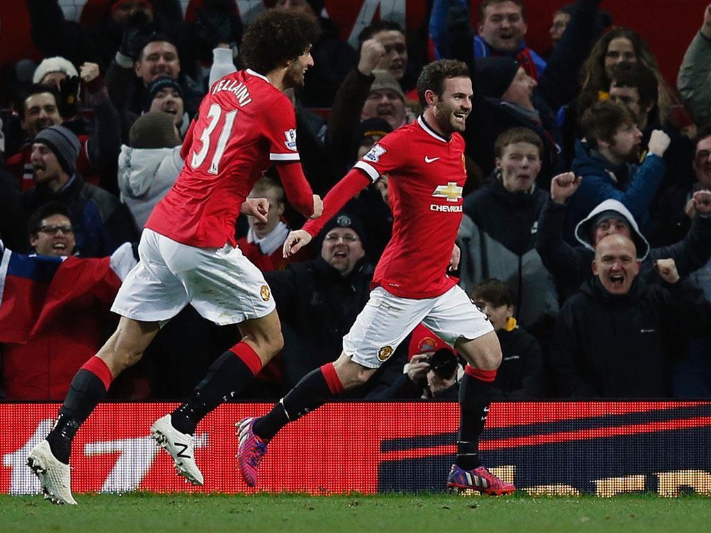 Manchester United-Cambridge (REUTERS/ Phil Noble)