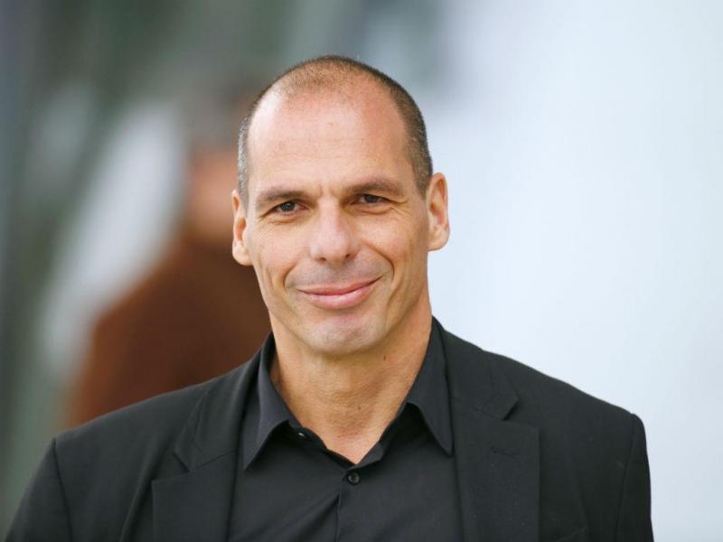 Yanis Varoufakis [REUTERS]