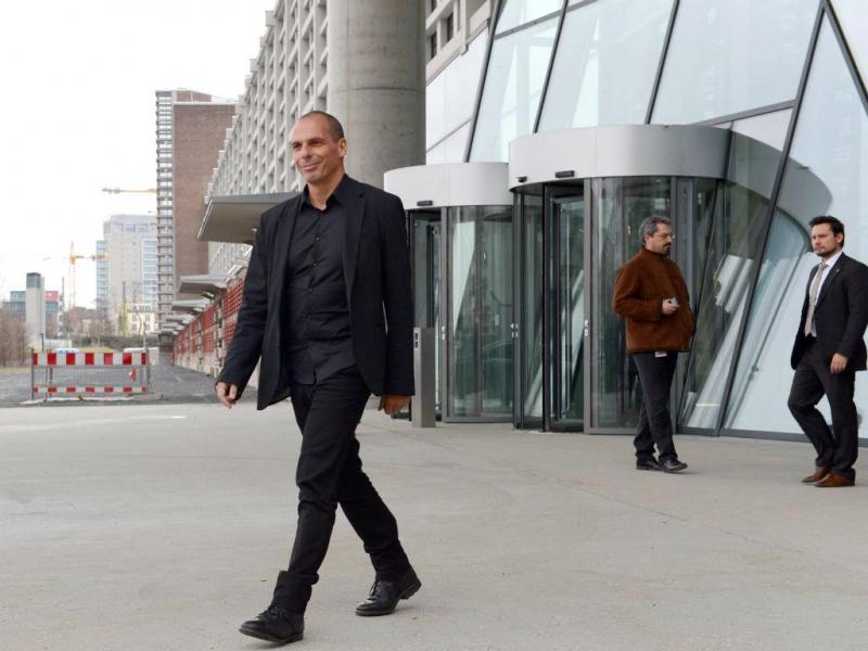 Yanis Varoufakis [Foto: EPA]
