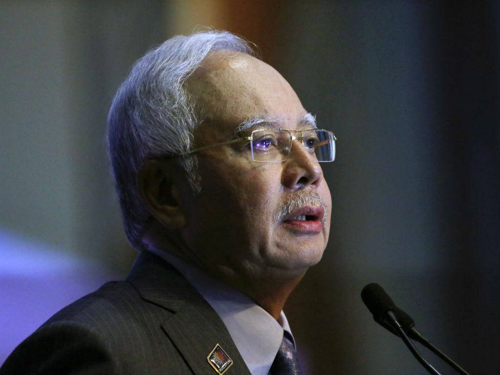 Primeiro-ministro da Malásia, Najib Razak (Reuters)
