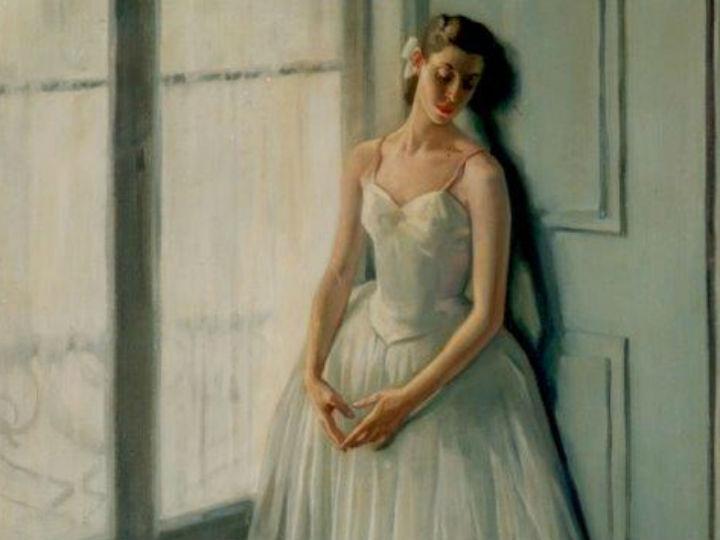 Bernardette Pessanha, óleo de Eduardo Malta (Foto: DR)