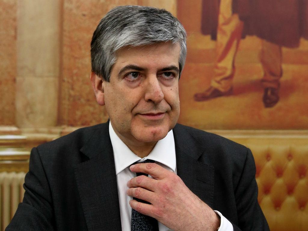 Luis Máximo dos Santos [Foto: Lusa]