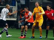 Copa LIbertadores: Corinthians vs Once Caldas (REUTERS)
