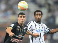 Copa LIbertadores: Corinthians vs Once Caldas (EPA)