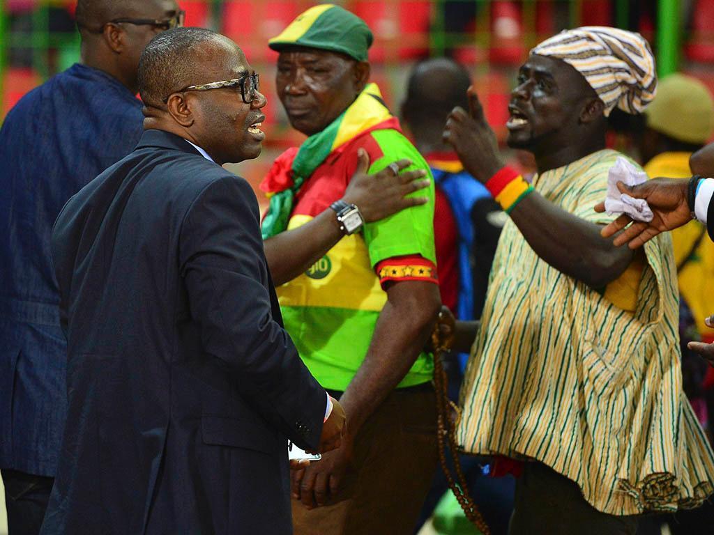 Taça das Nações Africanas: Gana vs Guiné Equatorial (EPA)