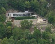 A casa de férias de Ronaldo no Gerês