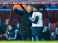Aston Villa-Chelsea (REUTERS/ Darren Staples)
