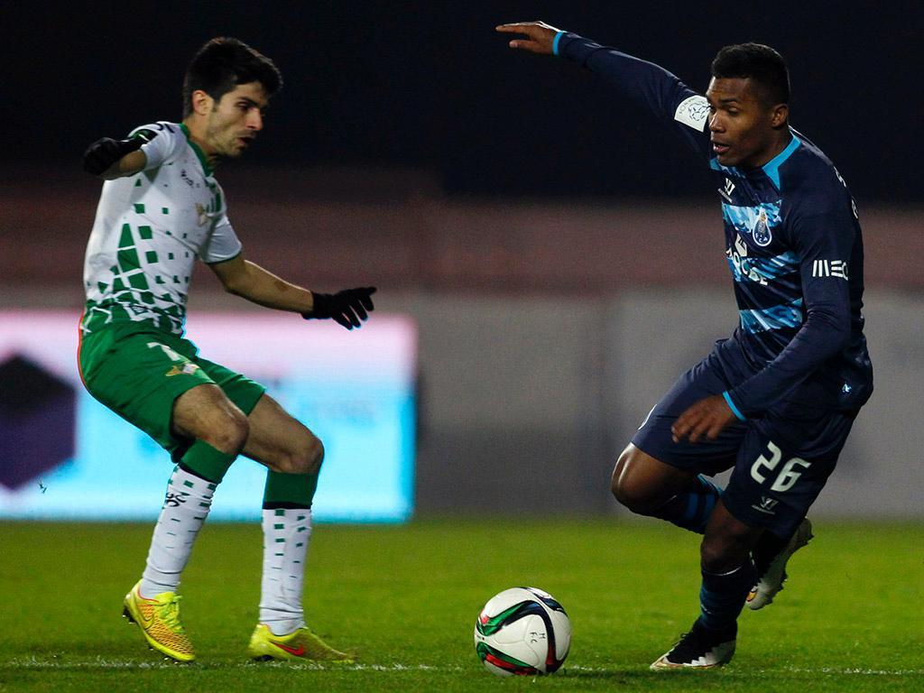 Moreirense-FC Porto (REUTERS/ Miguel Vidal)