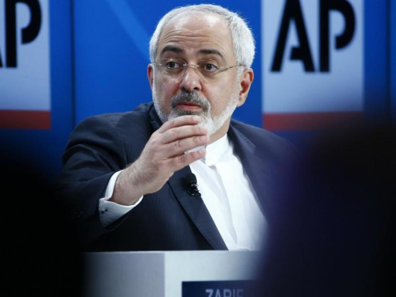 Mohammad Javad Zarif [Reuters]