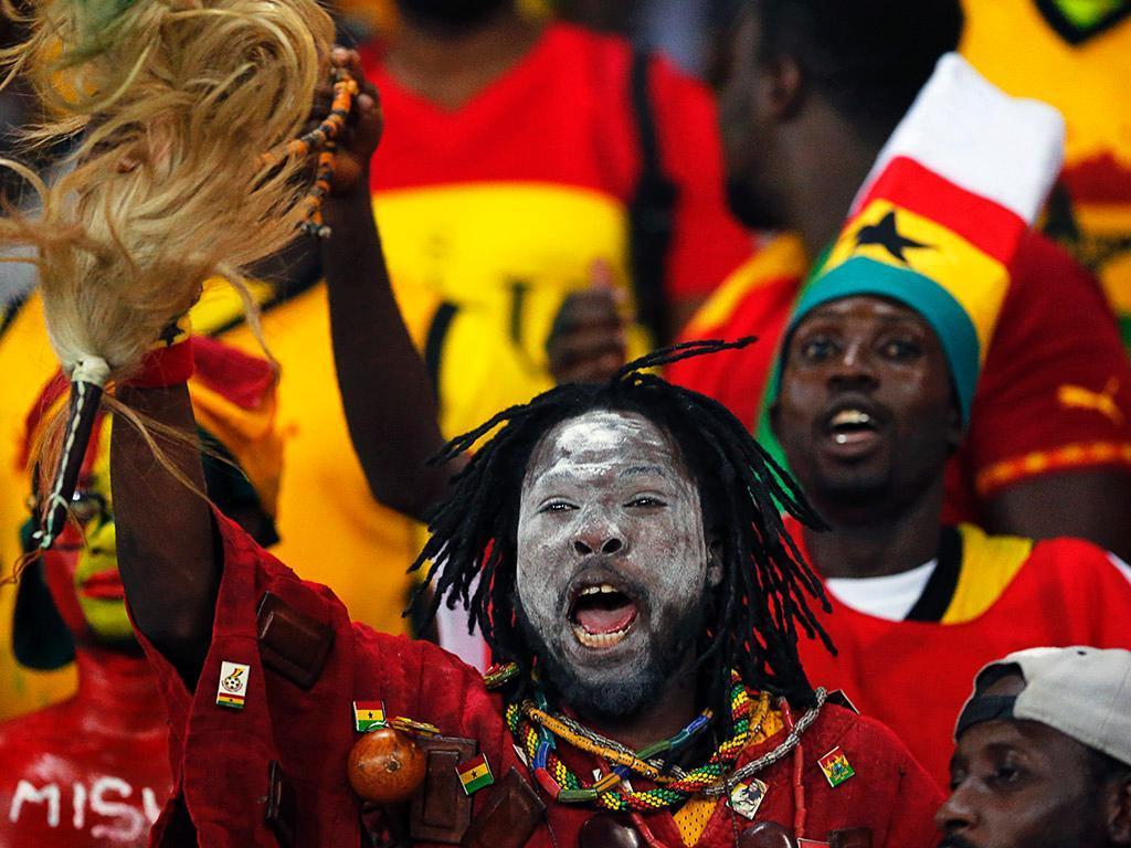 Costa do Marfim-Gana ( REUTERS/ Mike Hutchings)