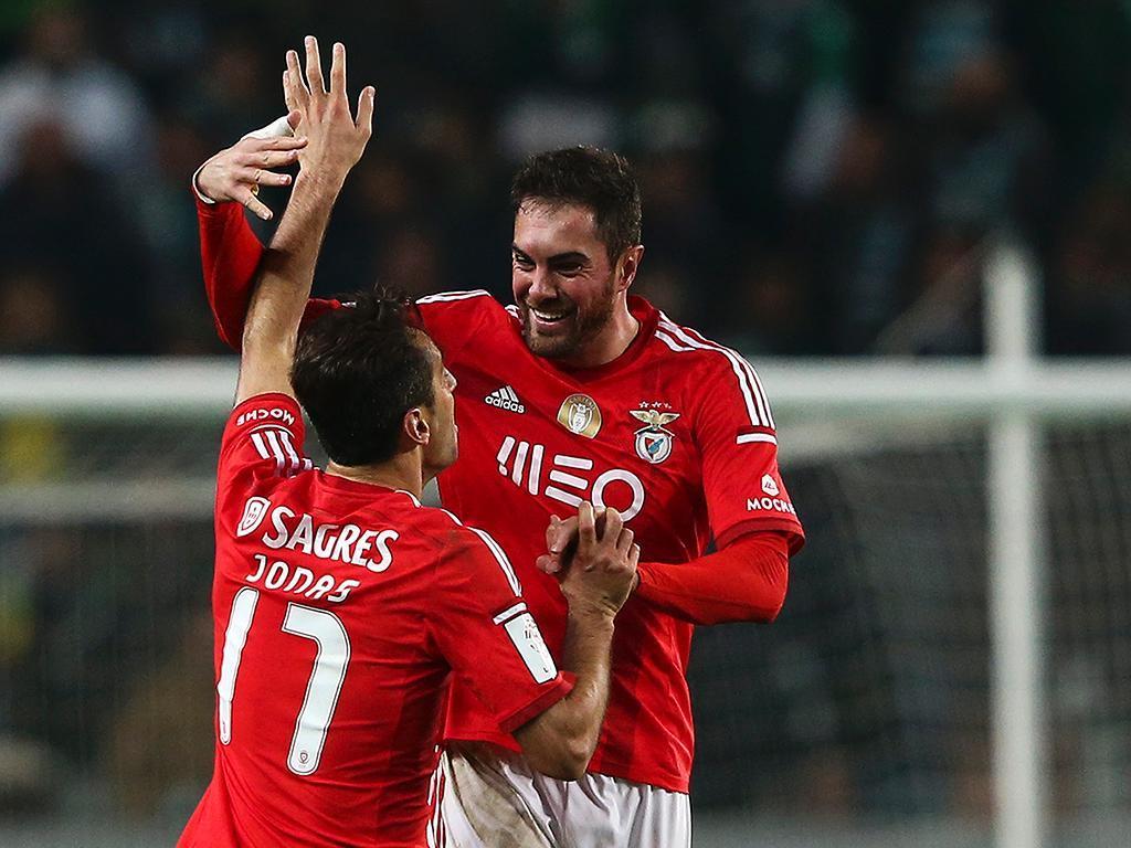Sporting-Benfica (LUSA/ José Sena Goulão)