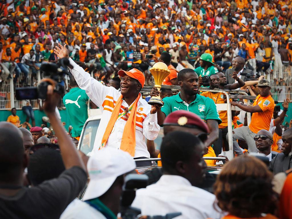 Costa do Marfim (REUTERS/ Luc Gnago)