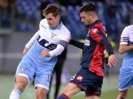 Lazio-Genova (EPA/ Alessandro di Meo)