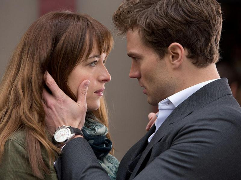 Fotogaleria do filme «As Cinquenta Sombras de Grey»
