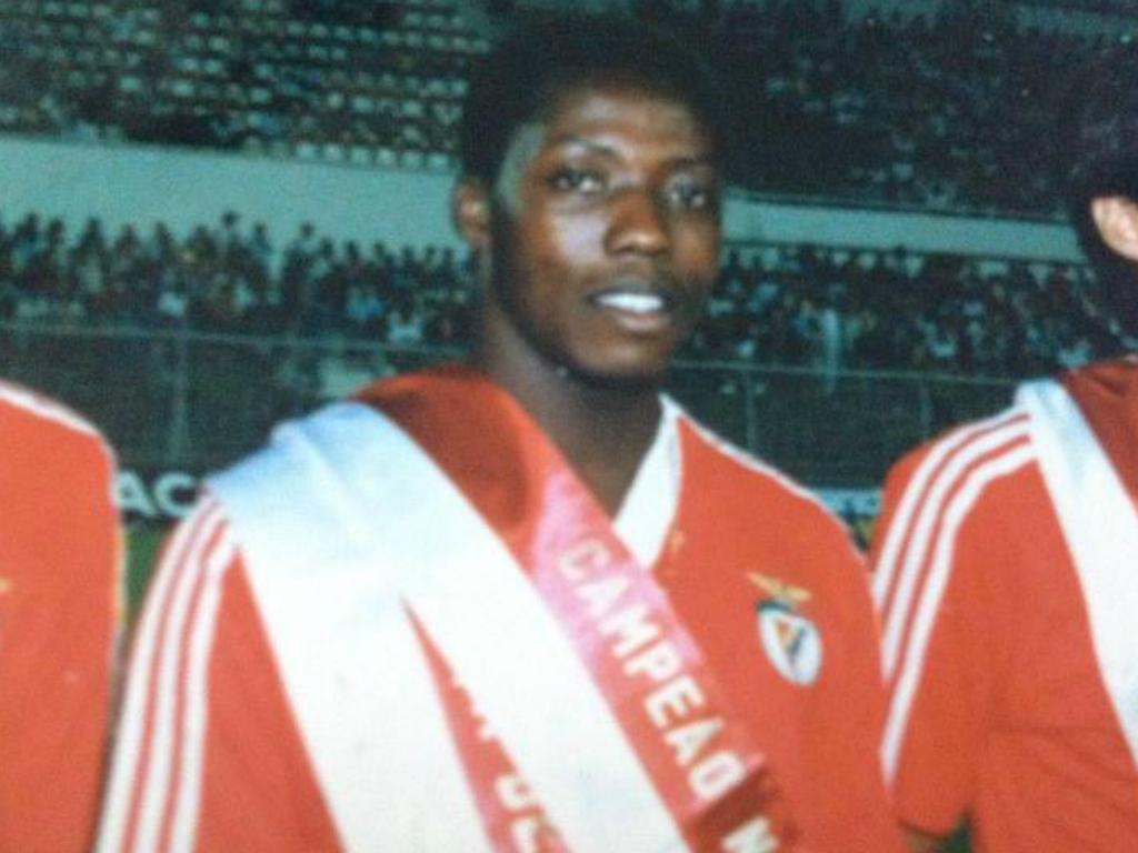 Tueba campeão no Benfica
