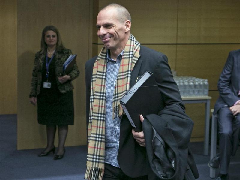 Varoufakis [Reuters]
