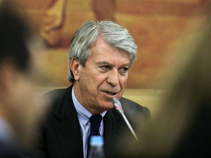 Peter Brito e Cunha, ex-presidente da comissão executiva da Tranquilidade [Lusa]