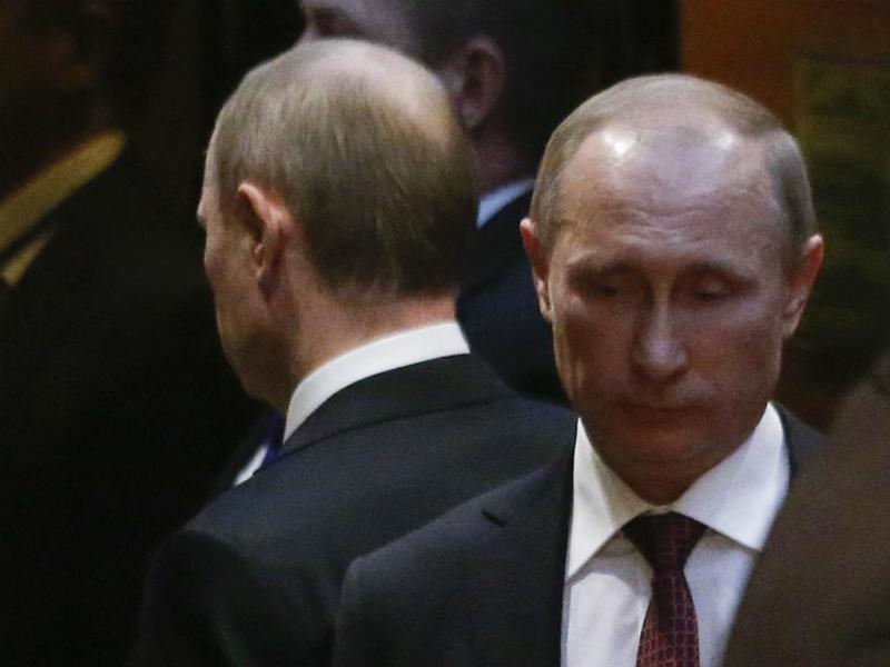 Vladimir Putin - Encontro de Líderes em Minsk [Reuters]