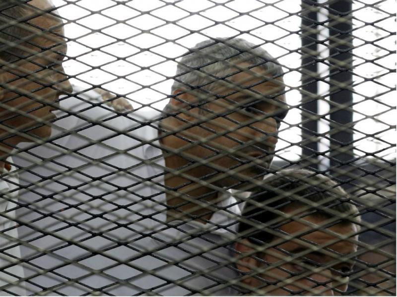 Baher Mohamed e Mohammed Fahmy [Reuters]