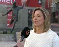 Telma Monteiro: «Não há segredo para ser número um. é reflexo do trabalho»