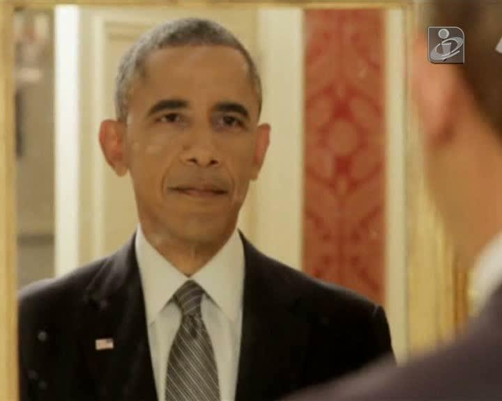 «Coisas que toda a gente faz mas ninguém diz», com Barack Obama