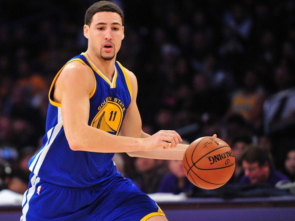 NBA: Klay Thompson (REUTERS)