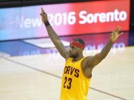 NBA: LeBron James (REUTERS)