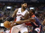 NBA: James Johnson  (REUTERS)