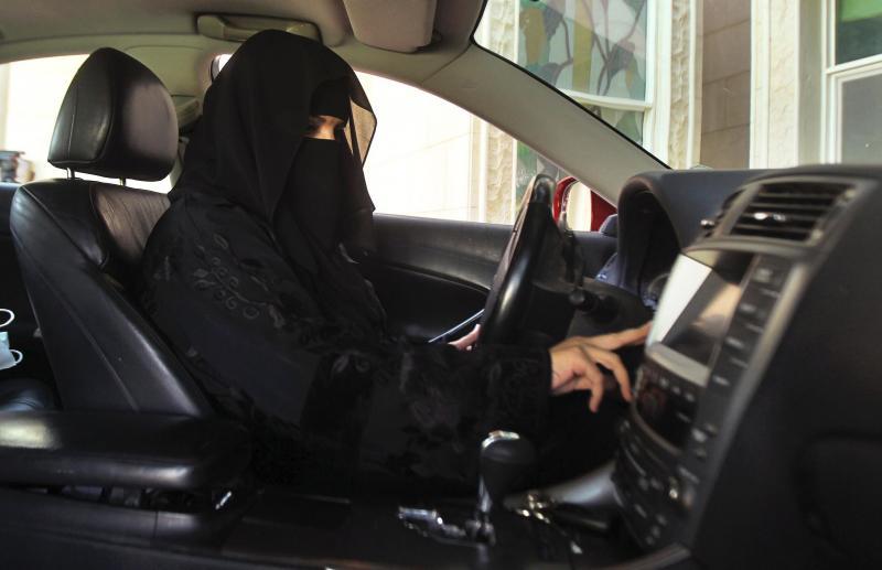 A Arábia Saudita é o único país do mundo onde as mulheres estão impedidas de conduzir (Reuters)