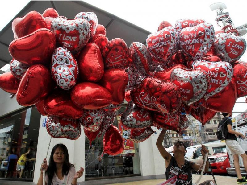 Dia dos Namorados (REUTERS)