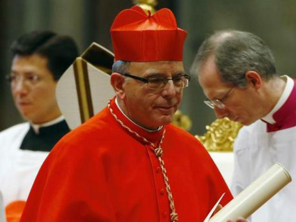 Manuel Clemente investido cardeal [Foto: Reuters]
