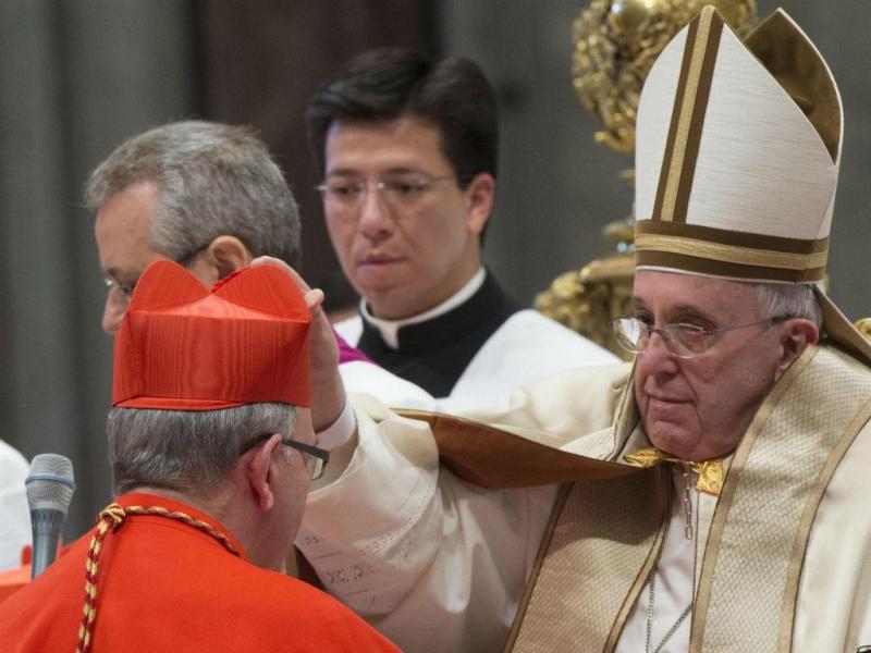 Manuel Clemente investido cardeal [Foto: EPA]