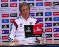 Jesus e o clima de tensão entre Benfica e Sporting