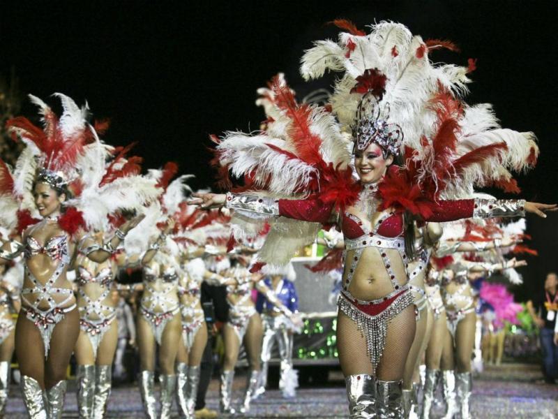 Carnaval na Madeira [Foto: Lusa]