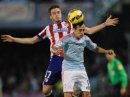 Celta de Vigo vs Atlético Madrid (Reuters)